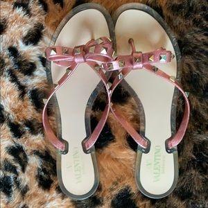 Women's Valentino Garavani Studded Sandals